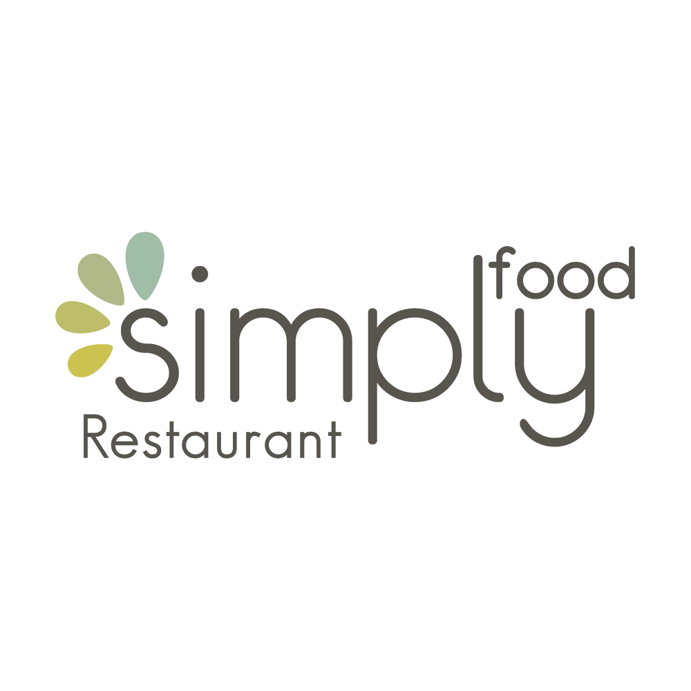 logo simply food